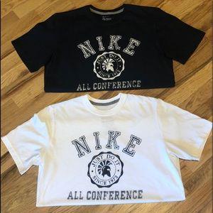 EUC Nike Air JDI T Shirt Bundle of 2